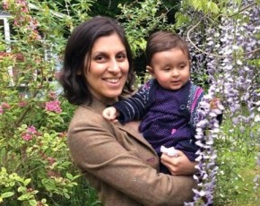 British woman held in Iran told she can keep two-year-old daughter in prison or lose custody